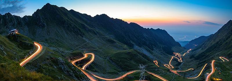 Mooiste route van Roemenië