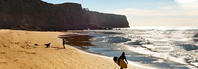 Langs de beste surfspots in Portugal